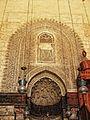 Flickr - HuTect ShOts - Mihrab محراب - Madrasa Al.Nassir Mohammed Ibn Qalawun مدرسة السلطان محمد ابن قلاوون - El.Muiz Le Din Allah Street - Cairo - Egypt - 29 05 2010.jpg