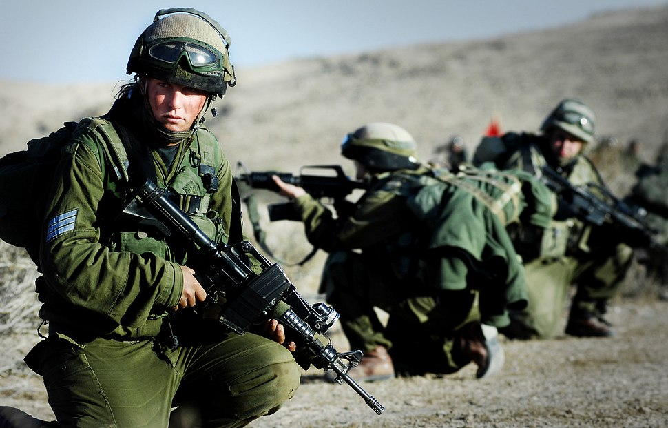 Flickr - Israel Defense Forces - Karakal Winter Training