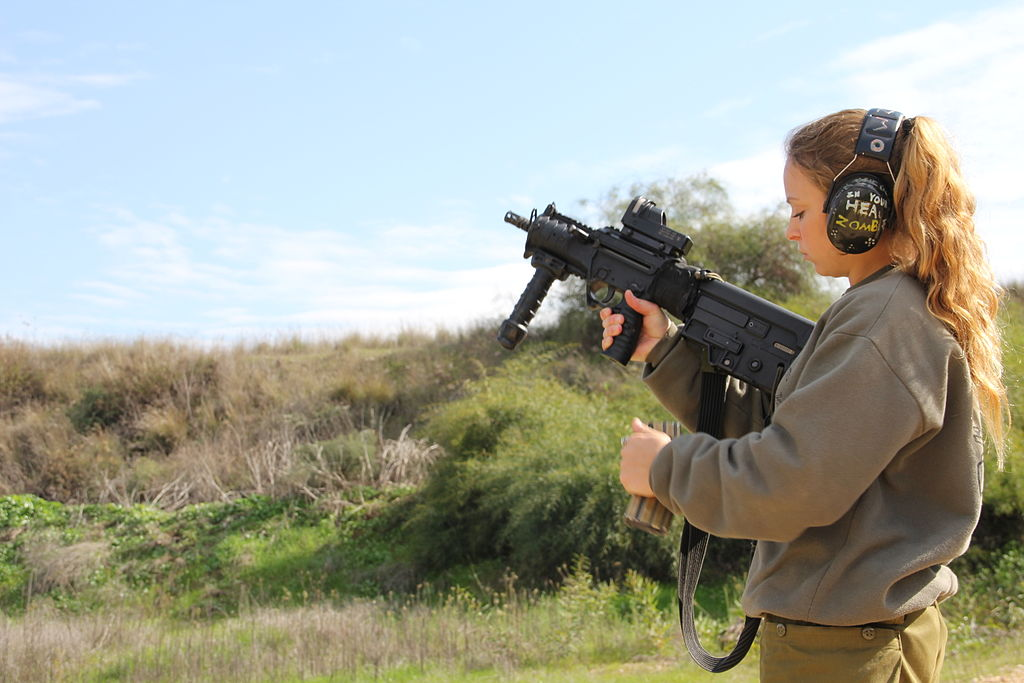 File:Flickr - Israel Defense Forces - Weapons Instructor ...
