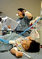 Flickr - Official U.S. Navy Imagery - A patient recovers from surgery aboard USNS Comfort.jpg