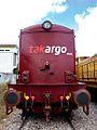 Flickr - nmorao - Locomotiva 1449, Poceirão, 2008.08.31.jpg