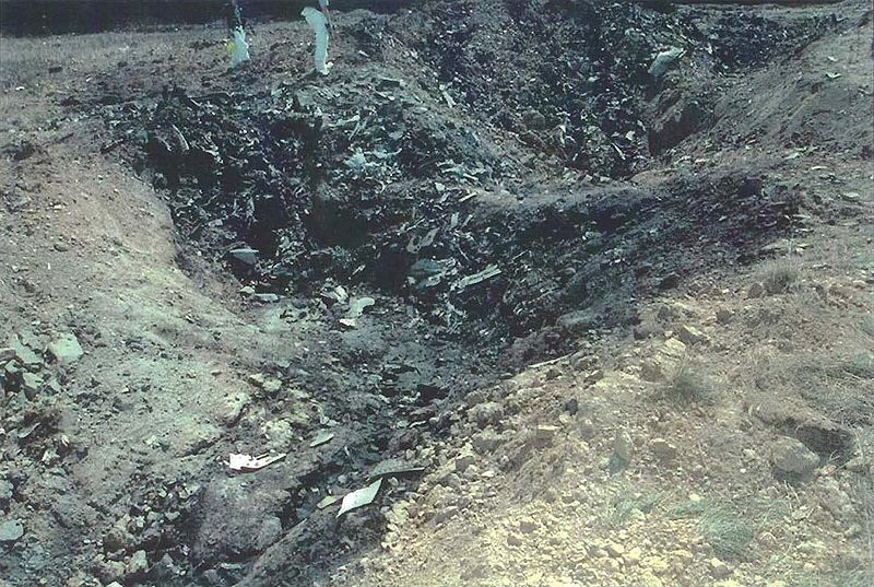 Fichier:Flight 93 Crater.jpg