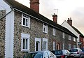Flint cottages, Bentfield Causeway - geograph.org.uk - 270275.jpg