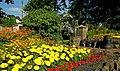Floral display, Broughshane (1) - geograph.org.uk - 1485133.jpg