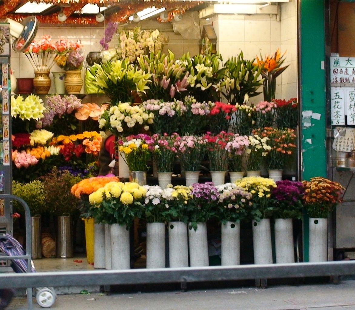 file flowershop shanghaistreet hk     wikimedia commons
