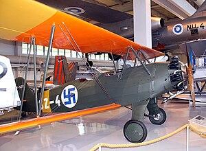 Focke-Wulf FW 44 J Stieglitz (SZ-4) K-SIM 02