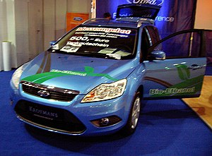 Deutsch: Variante des Ford Focus Turnier mit B...