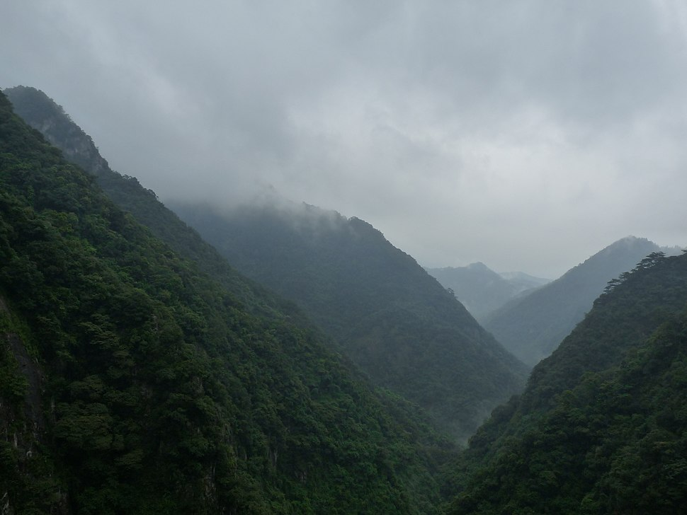 Fog in Gi-sang