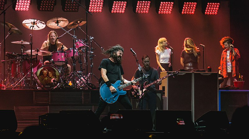 Foo Fighters (Foto: Raph_PH)