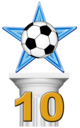 Football Barnstar by quantity 10.png