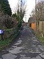 Footpath - White Leeside, Dale Lane - geograph.org.uk - 1190035.jpg