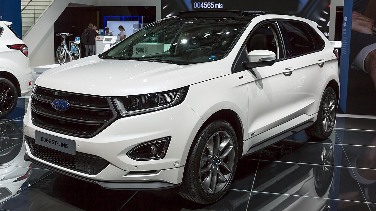 Ford New Edge Design