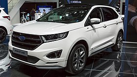 Ford edge best options