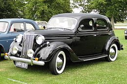 Ford Pilot 3.6l V8 mfr 1948 3600cc per tax office.JPG