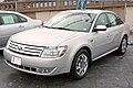 Ford Taurus (2007-2009) Silver.jpg