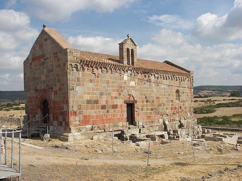 File:Fordongianus - Chiesa di San Lussorio - panoramio.jpg