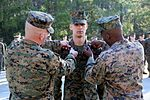 Former Boy Scout pins as MTACS-28 meritorious sergeant 170202-M-CM692-012.jpg