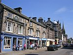 Forres High Street.