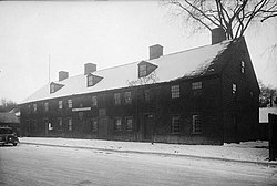 Fort Western, Main Building, Bowman Street, Augusta (Kennebec County, Maine).jpg