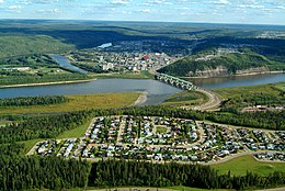 Fort McMurray – Veduta