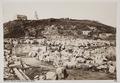 Fotografi av tempelruin i Eleusis - Hallwylska museet - 103080.tif