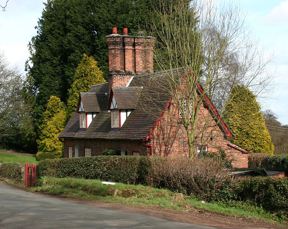 File:Fountain Cottages, Peckforton.jpg - Wikipedia