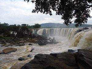 Ol Donyo Sabuk - The Fourteen Falls