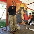 Frère Han Yol bei der Bibeleinführung (cropped).jpg