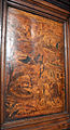 Fra Damiano da Bergamo e aiuti, storie del vecchio testamento, 1541-49, 08 giuseppe venduto dai fratelli.JPG