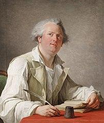 Portrait of Pierre-Jean-Baptiste Choudard (called Desforges)