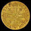 France 1643-A Half Louis d'Or (rev).jpg