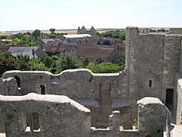 France Loiret Yevre-le-Chatel Chateau 03.JPG
