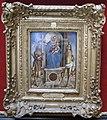 Francesco Zaganelli, Madonna col Bambino tra i Santos Juan Bautista y sebastiano, 1505 ca.JPG
