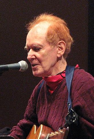 Frank Hamilton (musician) - Frank Hamilton teaching at the Old Town School of Folk Music in Chicago, IL. November 2007