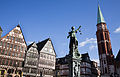 Frankfurt - Justice fountain in Römerberg - 1032.jpg