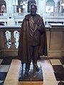 Franklin D Roosevelt statue, Kelvingrove Museum, Glasgow - DSC06230.JPG