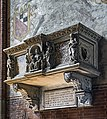 Frari (Venice) - Cappella Bernardo - Monument to Girolamo and Lorenzo Bernardo.jpg