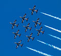 Frecce Tricolori NL Air Force Days (9291483180).jpg