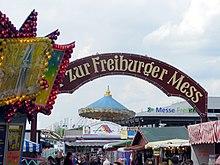 Messe Freiburg Open Air