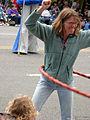 Fremont Solstice Parade 2007 - hula hoops 21.jpg