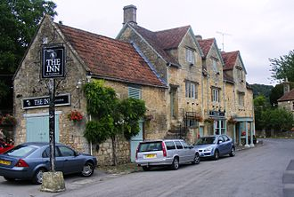 Freshford, Somerset - The Inn