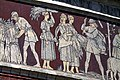 Frieze on the Royal Albert Hall in London, spring 2013 (15).JPG