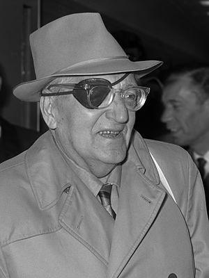 1964 Cannes Film Festival - Fritz Lang, Jury President