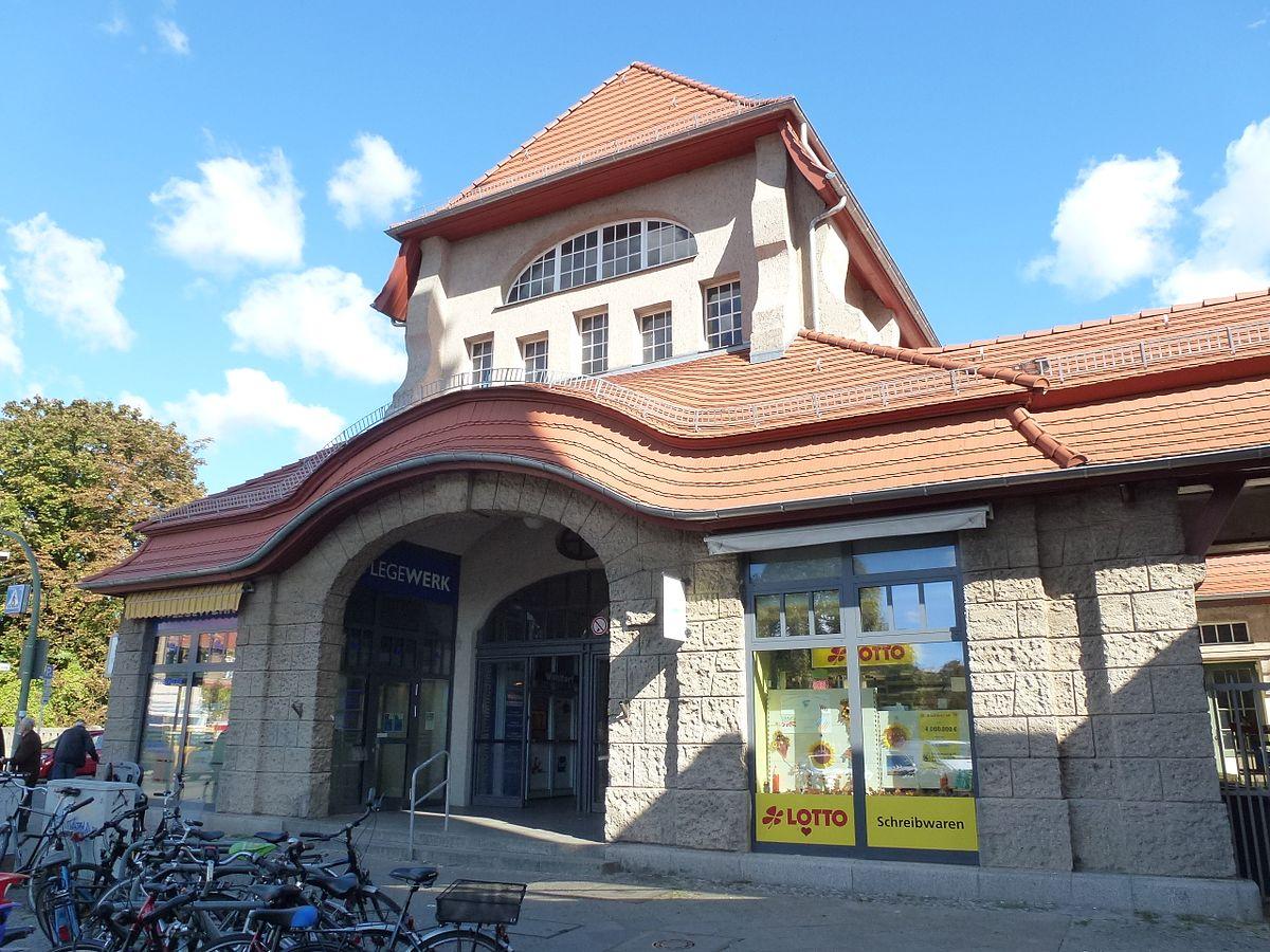 Stazione di Berlino-Frohnau - Wikipedia