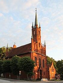 Frombork - neogothic ex evangelical church.jpg