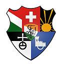 Das sechsgeteilte Wappen der AV Fryburgia
