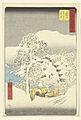 Fujikawa, een bergdorp ook wel Fujiyama genoemd-Rijksmuseum RP-P-1956-750.jpeg