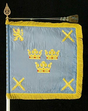 Göta Artillery Regiment - Standard