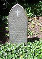 Göttingen Stadtfriedhof Grab Karl Oldenberg.JPG