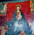 Güstrow Schlossmuseum - Predella Rehna 1 Madonna.jpg